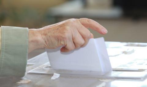 Вижте каква е избирателната активност към 12:30 часа