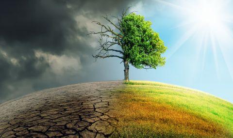 Земното затопляне е част от нормален цикъл? Човекът не е виновен? - 1