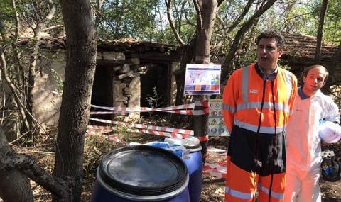 Откриха тонове опасни пестициди в Старозагорско