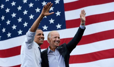 Обама подкрепи протестите