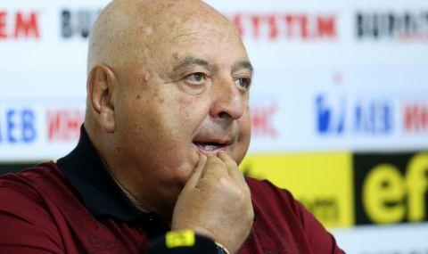 Венци Стефанов: Очаквам футболист от европейски клуб, младите имат бъдеще