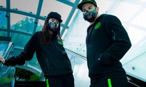 Интелигентните маски за лице влизат в серийно производство
