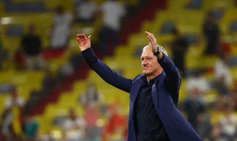 UEFA EURO 2020 Дешан: Изнесохме голям мач!