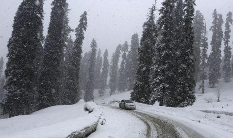 В четири области ще завали сняг в четвъртък - 1
