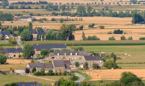 Силно поскъпване на крайградските имоти