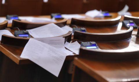 Първите внесени законопроекти в деловодството на НС вече са факт