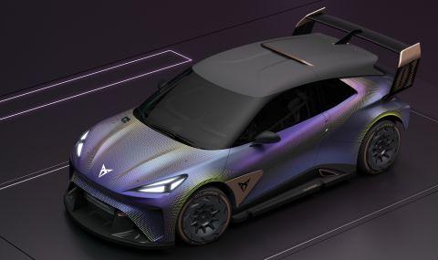 Cupra представи градски автомобил със състезателни мотиви - 1