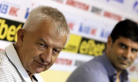Крушарски разкри какво би го мотивирало да се кандидатира за президент на БФС