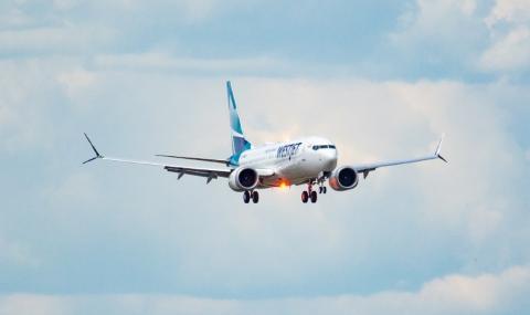 Над 100 теста на системата за маневриране на Boeing 737 MAX
