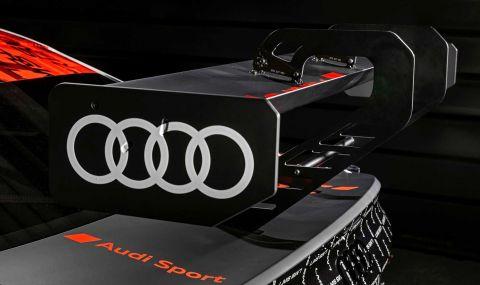 Audi RS3 LMS е машина за пистата с брутален външен вид - 9