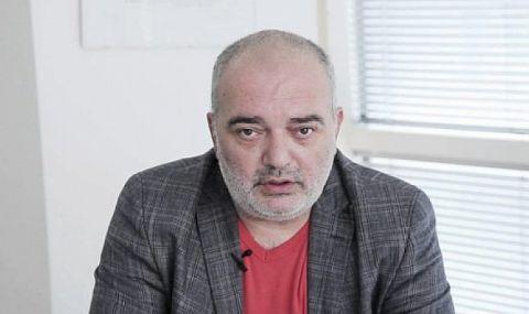 Бабикян отдава почит на Христо Ботев пред Съдебната палата