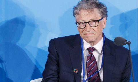 Бил Гейтс е вечерял в Бодрум за 9340 долара - 1