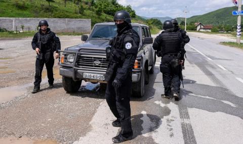 Напрежението расте! Косовските спецчасти пребиха руснак