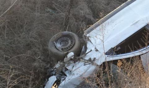 Двама загинали при идентични катастрофи във Варненско