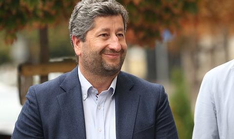 Христо Иванов: ''Демократична България'' си създаде добра основа за парламентарните избори