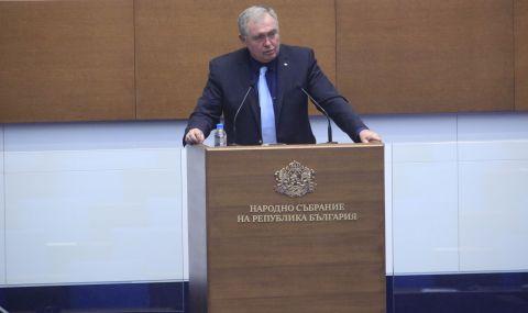 Проф. Михайлов: Действията на управляващите поставиха България на последно място по ваксинация