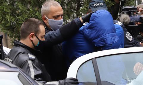 Убиецът на Милен Цветков няма да обжалва постоянния си арест