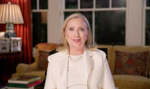 Хилари Клинтън ще избира президент