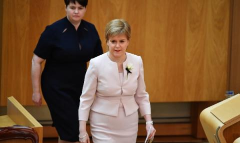 Шотландия иска референдум за независимост