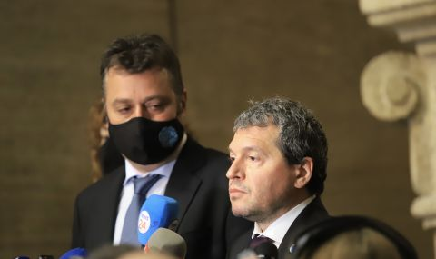 Тошко Йорданов намекна, че Слави Трифонов няма да предложи кабинет