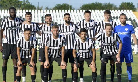 Локомотив Пловдив завърши подготовката си с победа