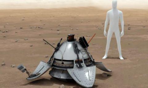 Моделите на всички марсоходи бяха сравнени с размера на човек (ВИДЕО)
