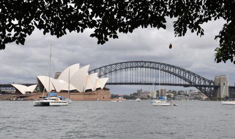 Операта в Сидни отваря врати