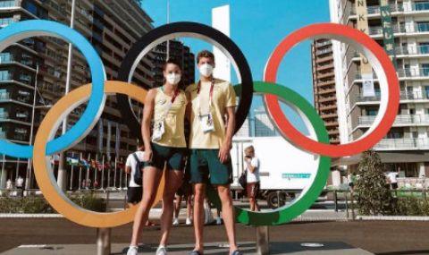Златното момиче, с нов олимпийски рекорд, сразява с красота! - 1