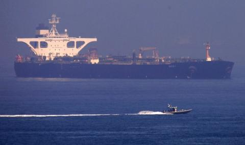 Иран не е давал гаранции за своя танкер