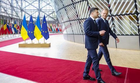 Новият президент показа мускули на Москва