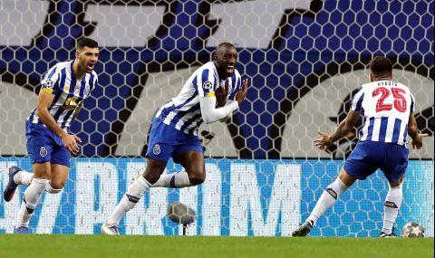 Порто шокира Ювентус в Шампионска лига