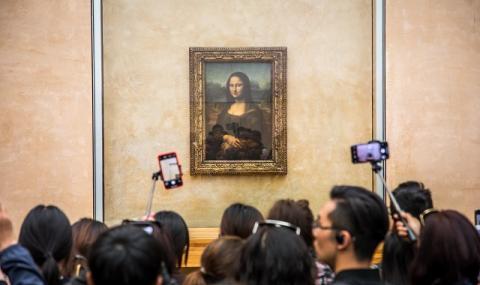Всички са луди по гения Леонардо