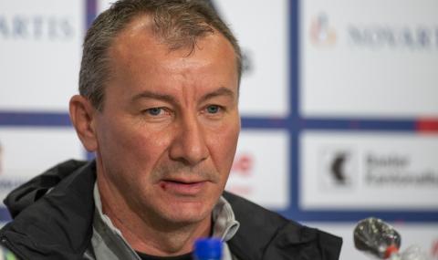 Официално: ЦСКА се раздели със Стамен Белчев