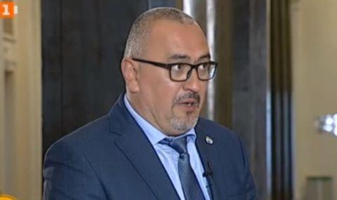 Любомир Георгиев и Цветозар Томов са кандидатите за ЦИК на ДБ