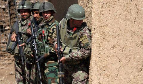 Ескалация на насилието в Афганистан