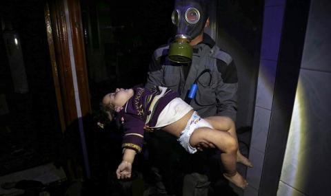 Русия: В Сирия се готви нова химическа атака