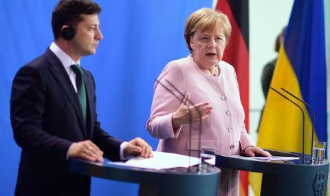 Германия и Украйна не могат да се разберат за руския газ