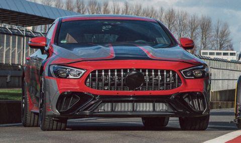 Хибридният AMG GT 73 ще предлага над 800 конски сили - 2