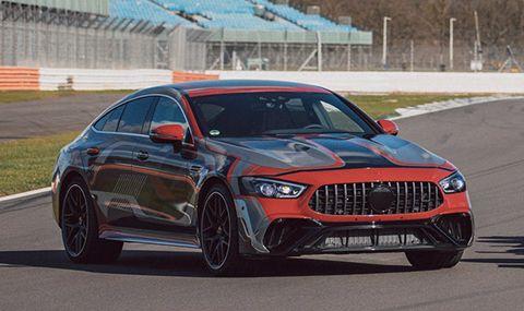 Хибридният AMG GT 73 ще предлага над 800 конски сили - 1