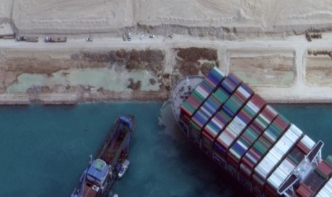 Най-потърпевшите производства у нас от кризата в Суецкия канал