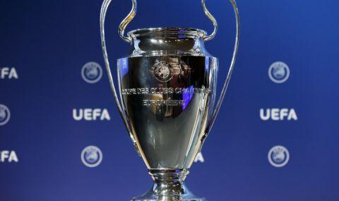 Реал Мадрид - Ливърпул и Байерн Мюнхен - ПСЖ на 1/4-финалите в Шампионската лига!