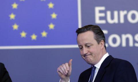 Парламентът разпитва британски премиер за лобизъм