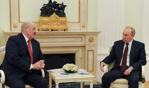 Путин: Готов съм да разговарям със Зеленски, но да заповяда в Москва!