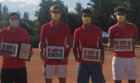 Значим успех за българския тенис - 1