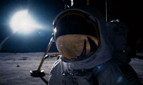 НАСА поздрави Холивуд (ВИДЕО)