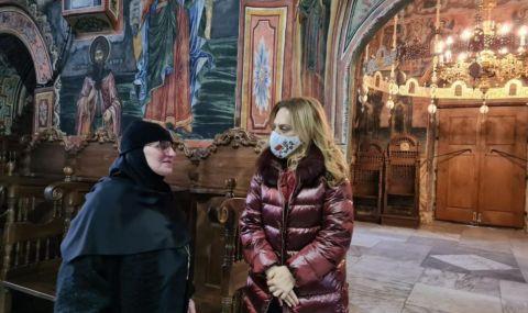 Николова ще развива поклонническия туризъм - 1