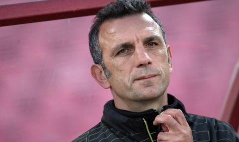 Треньорът на Ботев: Истински крах, нищо не функционираше! Ще се опитаме да измием този срам