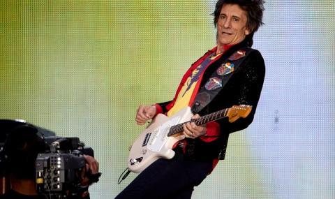Още един солов албум в семейството на The Rolling Stones (ВИДЕО)