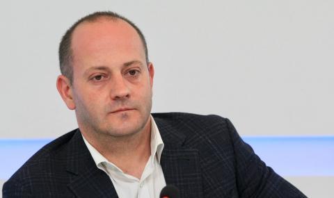 Радан Кънев: Няма да подкрепим Мая Манолова за кмет
