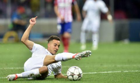 Реал Мадрид ще задържи Лукас Васкес